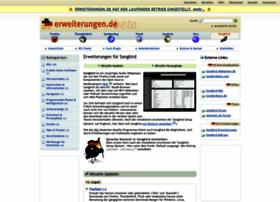 songbird.erweiterungen.de