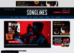 songlines.co.uk