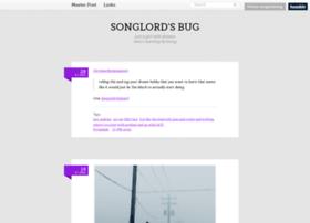 songlordsbug.tumblr.com
