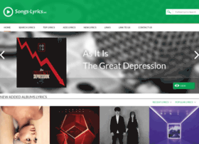 songs-lyrics.net