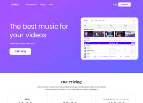 songs.com