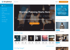 songselect.com