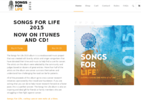 songsforlife.org
