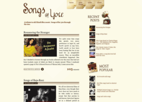 songsofyore.com