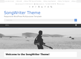 songwriter.tomastoman.com
