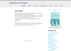songwritingcourse.weebly.com