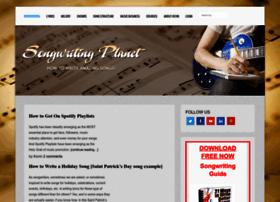 songwritingplanet.com