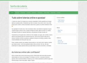 sonhodaloteria.com