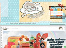 sonhodemimo.com.br