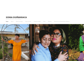 soniaguinansaca.com