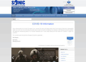 sonic-comms.com