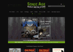 sonicagerecords.com