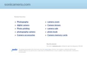 sonicamera.com