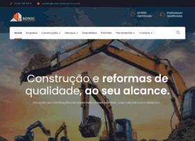 sonicconstrutora.com.br