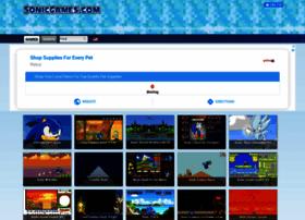 sonicgames.com