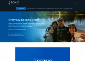 sonici.com