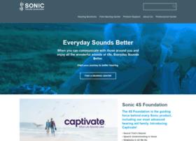 sonicinnovations.com