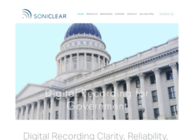 soniclear.com