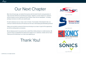 sonicsinc.com