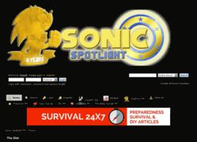 sonicspotlightrp.createaforum.com