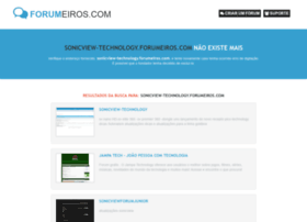 sonicview-technology.forumeiros.com