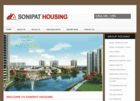 sonipathousing.com