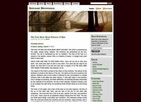 sonlightdevotional.org