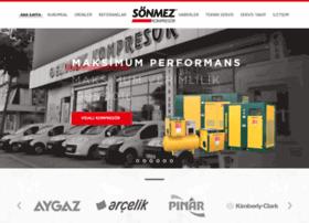 sonmezkompresor.com