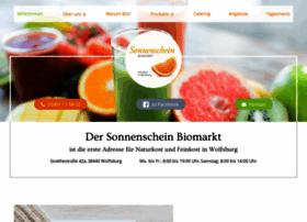 sonnenschein-biomarkt.de