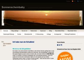 sonnenscheinbaby.wordpress.com