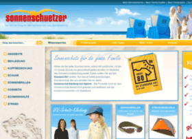 sonnenschuetzer.de