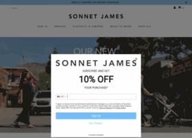 sonnetjames.com