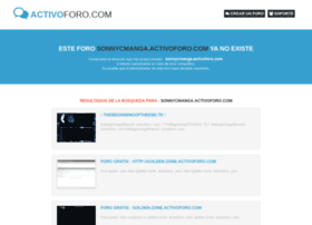 sonnycmanga.activoforo.com