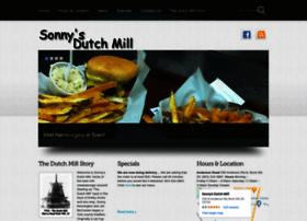sonnysdutchmill.com