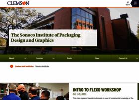 sonocoinstitute.com