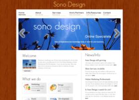 sonodesign.com