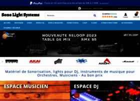 sonolightsystems.com