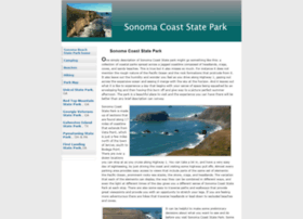 sonoma-coast-state-park.com