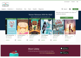 sonoma.libraryreserve.com