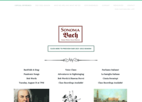 sonomabach.org