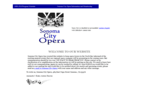 sonomacityopera.org