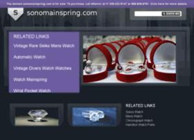 sonomainspring.com