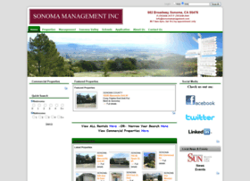 sonomamanagement.com