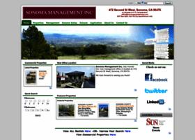 sonomamanagement.com