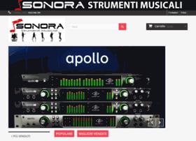 sonorastrumentimusicali.com