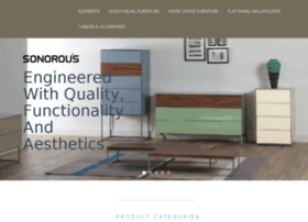 sonorous.com