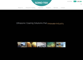 sonotek.com