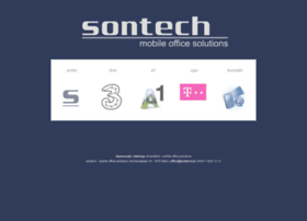 sontech.at