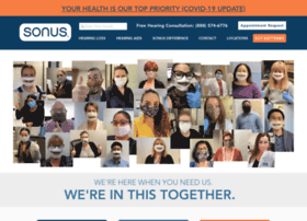 sonus.com