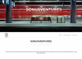 sonusventures.com